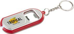 Schlüsselanhänger Pantani mit LED und Flaschenöffner