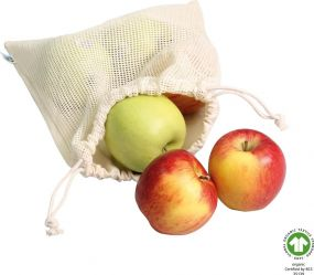 Wiederverwendbare Food Bag Sissi Fairtrade als Werbeartikel