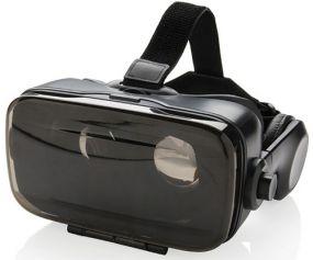 VR Brille mit integriertem Kopfhörer als Werbeartikel