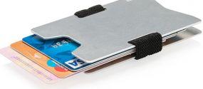RFID Anti Skimming Kartenhalter als Werbeartikel