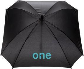 """27"""" Schirm XL Square mit manueller Öffnung als Werbeartikel"""