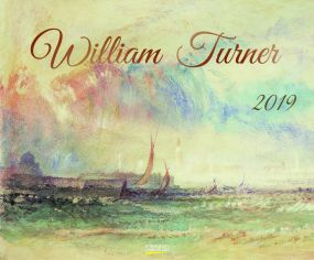 Kunstkalender William Turner als Werbeartikel