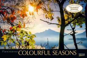 Fotokalender Colourful Seasons als Werbeartikel