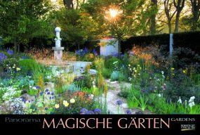 Fotokalender Magische Gärten als Werbeartikel