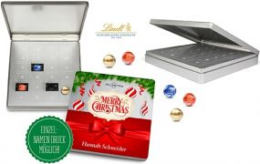 Lindt Xmas Box Adventskalender