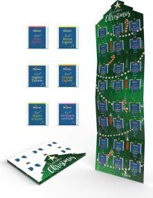 Tee Adventskalender Meßmer Eco als Werbeartikel