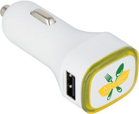 USB Autoladeadapter Reflects Collection 500