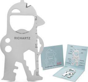 Richartz Multitool Key Tool Bob als Werbeartikel