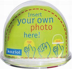 Bildtraumkugel Maxi als Werbeartikel