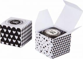 Lippenpflege im Kubus in der Box Lipcare Cube Box als Werbeartikel