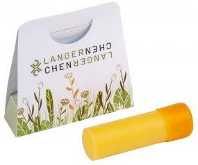 Lipcare Naked - Lippenpflege-Riegel in der Faltschachtel als Werbeartikel
