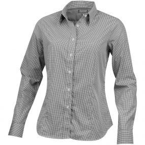 Langarm Bluse Net