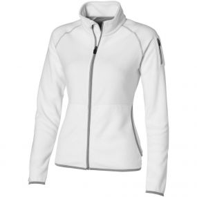 Drop Shot Damen Fleecejacke als Werbeartikel
