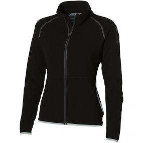 Damen Fleecejacke Drop Shot als Werbeartikel