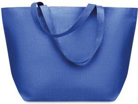 Zweifarbige Einkaufstasche als Werbeartikel