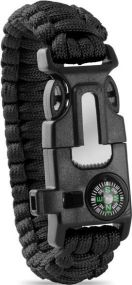 Outdoor Survival Armband als Werbeartikel