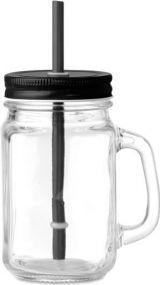 Trinkglas Mason Jar als Werbeartikel