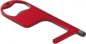 Hygiene-Multiwerkzeug, inkl. Logogravur als Werbeartikel