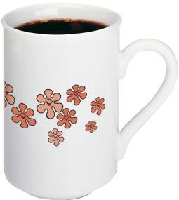 Kaffeetasse Mira als Werbeartikel