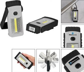 LED Leuchte Impact Light 220 L als Werbeartikel