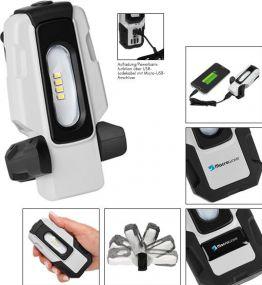 Aufladbare LED Leuchte Profi Energy Light 220 L als Werbeartikel