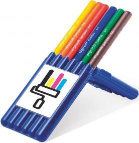 STAEDTLER Farbstifte ergosoft® jumbo als Werbeartikel