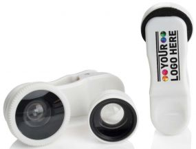 Clip Lense als Werbeartikel