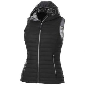 Junction isolierter Bodywarmer für Damen als Werbeartikel