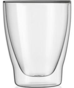 Latte Macchiato Becher Olinda 31 cl als Werbeartikel