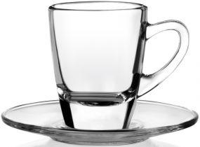 Espresso Untertasse als Werbeartikel