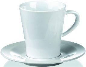 Kaffee Untertasse Jamaica als Werbeartikel