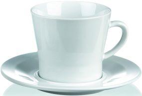 Cappuccino Untertasse Jamaica als Werbeartikel