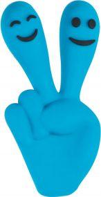 Click/Klebe Händer für Rechner Einleger als Werbeartikel
