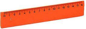 Lineal 16 cm als Werbeartikel