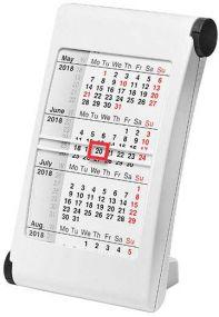 Tisch-/Drehkalender als Werbeartikel