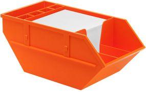 "Zettelbox ""Container"" als Werbeartikel"