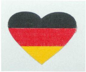 Fantape Herz einzeln Deutschland als Werbeartikel