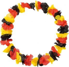 Blumenkette Laola Deutschland als Werbeartikel
