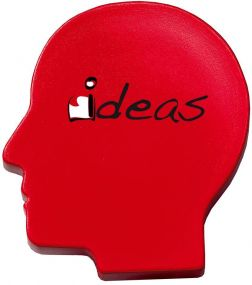 Magnet Kopf als Werbeartikel