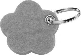 Filz-Schlüsselanhänger Motiv als Werbeartikel