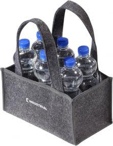 Flaschentasche Filz als Werbeartikel
