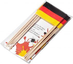 Flaggenpicker Deutschland als Werbeartikel als Werbeartikel
