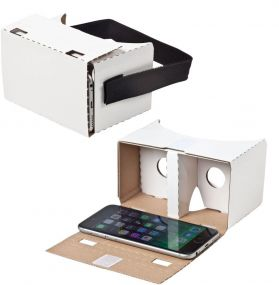 Virtual Reality Cardboard als Werbeartikel