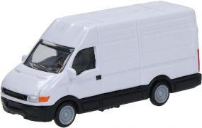 Miniatur-Fahrzeug Lieferauto als Werbeartikel