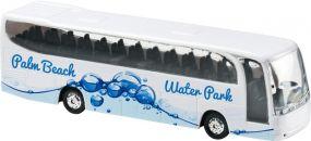 Miniatur-Fahrzeug Reisebus als Werbeartikel