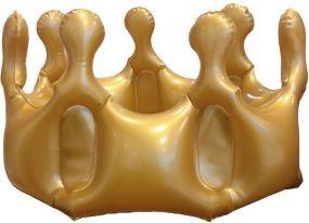 Aufblasbare Krone Corona als Werbeartikel