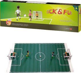Kick und Fun Version 4 als Werbeartikel