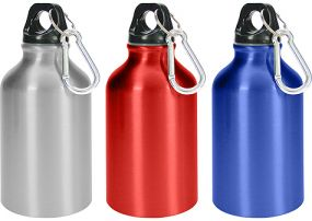 Aluminiumflasche Sporty 0,3 l