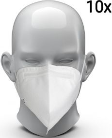 """Atemschutzmaske """"UNI"""" FFP3 NR als Werbeartikel"""