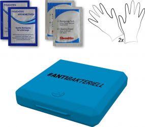 Hygienebox V2, antibakteriell als Werbeartikel